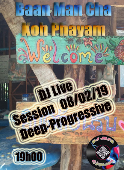 DJ Baan Nan Cha 08-02-19